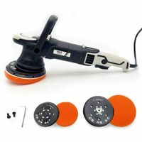 Autojack DAP150 Variable speed orbital dual action car polisher kit