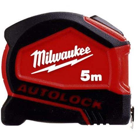 Autolock MILWAUKEE 5m tape measure - 4932464663