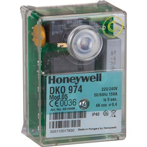 Automate d'allumage numérique DKO 974 Mod.5, compatible Electro-Oil 2011/2012/2030