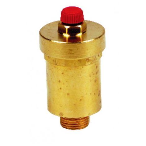 Automatic air relief valve 3/8 plus seal - DIFF for De Dietrich : 300003902