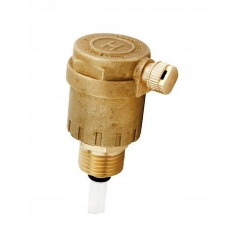 Automatic air vent with valve