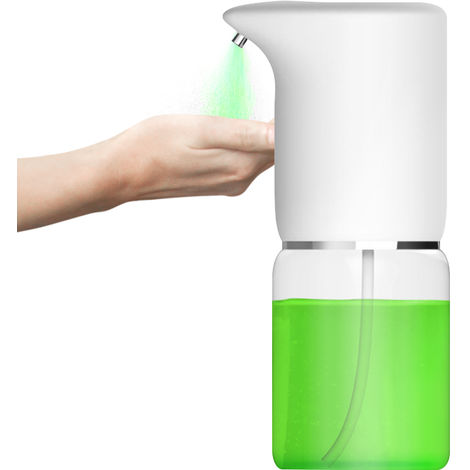 Automatic Infrared Soap Dispenser Spray Type Touchless 400ML Capacity Rechargeable Hands Washing Machine