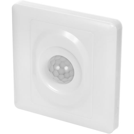 Automatic IR Infrared Motion Sensor ON/OFF Switch Light Switch White