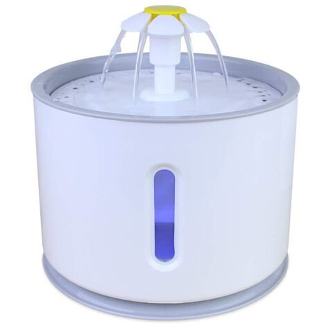 Automatic Pet Water Fountain With Usb Drinking Water Fountain