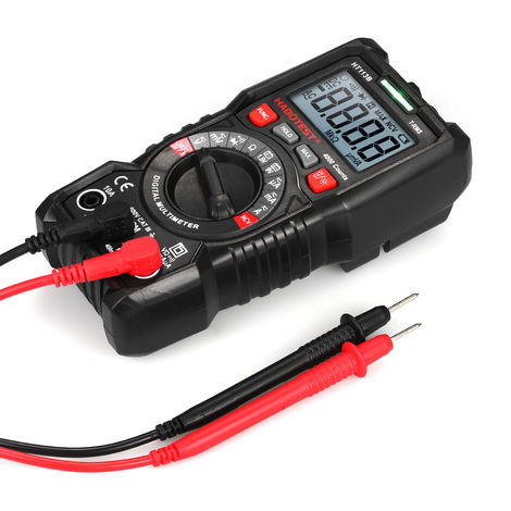 Automatic range digital display multimeter Small HT113B without battery delivery