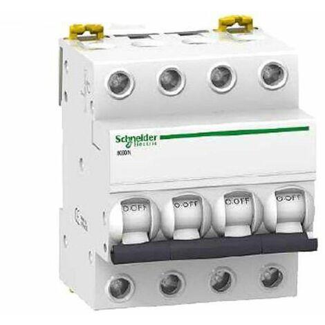 Automático trifásico 16A 3P+N Schneider A9K24716