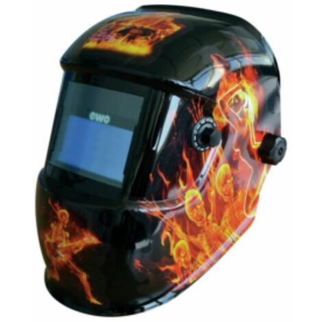 Automatik Schweißerschutzhelm Design Firehead