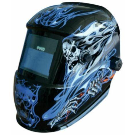 Automatik Schweißerschutzhelm Design Ghosthead