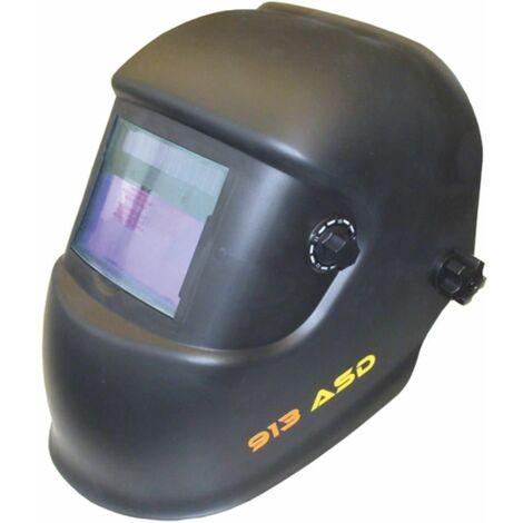 Automatik Schweißerschutzhelm Farbe schwarz