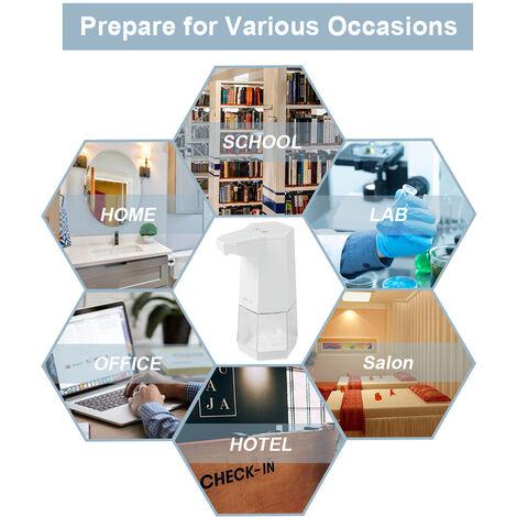 Automatischer Sensor Seifenspender, wei?, rautenformig, 205 #, (hei?er Verkauf)