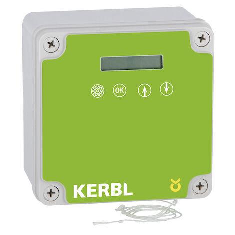 Automatisme pour porte de poulailler - 24 x 16 x 11 cmKerbl