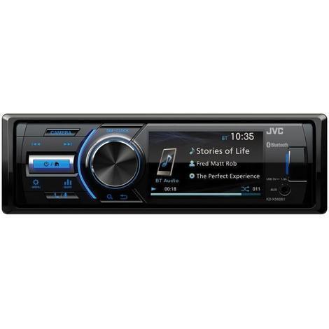Autoradio Bluetooth JVC KD-X560BT