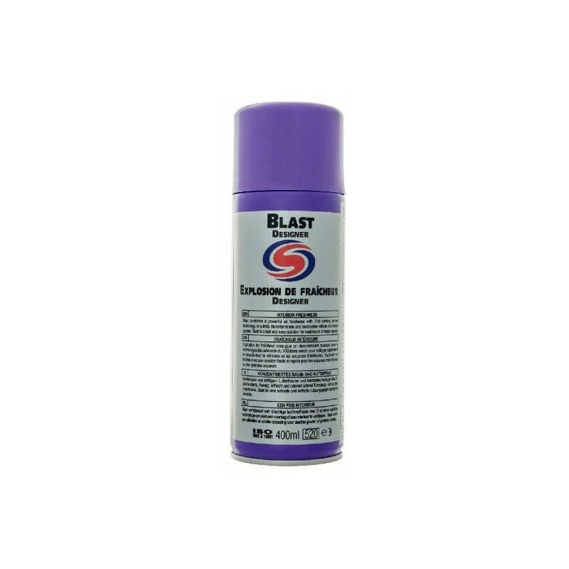 Image of Blast Designer Air Freshener - 400ml - Autosmart
