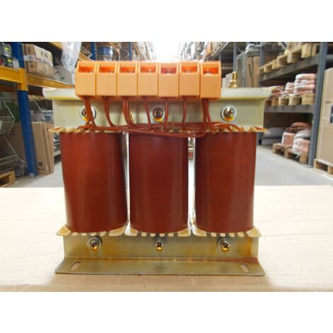 "main image of ""Autotrasformateur tri-phase 3 kva 230-400 v aft003k0cc"""