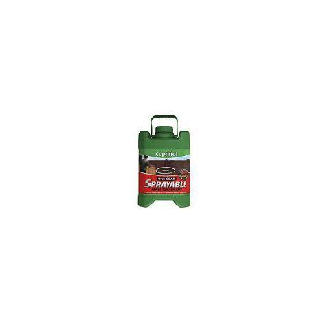"main image of ""Cuprinol One Coat Sprayable Fence Treatment 5L (select colour)"""