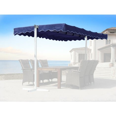 Auvent de remplacement pour toit Dubai Bleu