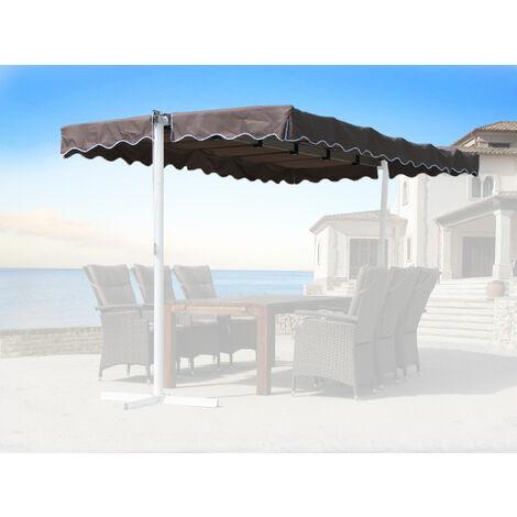 Auvent de remplacement pour toit Dubai Gris beige