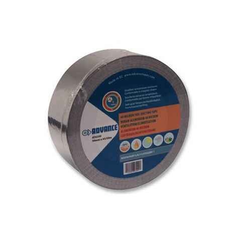 Avance AT6209 - alta tela de cinta de tachuela - 50mmx50m - gris