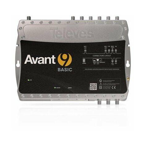 AVANT 9 FM-VHF-TB-2xU-FI 10FIL TELEVES 532011