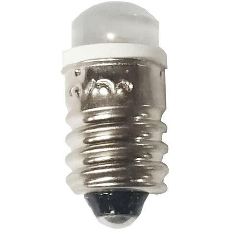 Ave Lámpara LED E10 230V 10X22mm 10X22mm 0230LDW/E10