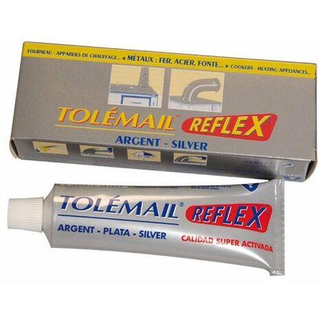 AVEL - Peinture Tolemail Reflex argent - 50 mL