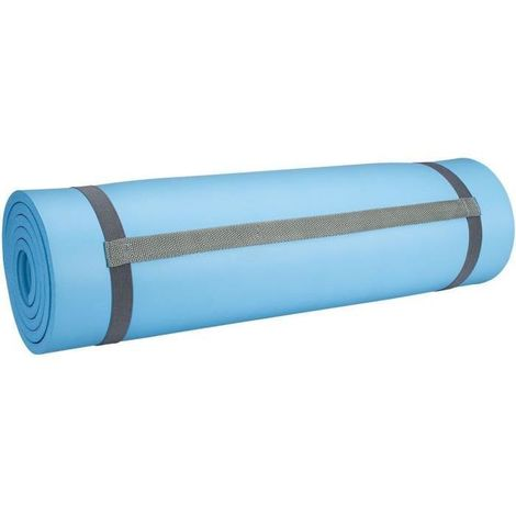 AVENTO Tapis de sol NBR 1.2 cm - Bleu