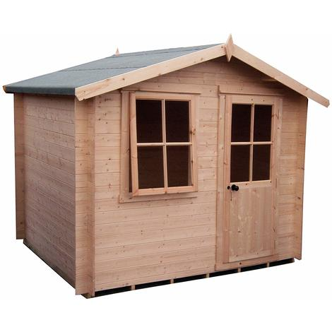 Avesbury Log Cabin 7 x 7