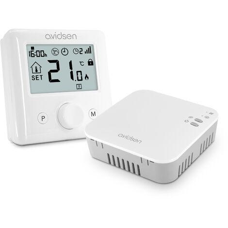 """main image of """"Avidsen HomeFlow WL - Thermostat sans fil connecté -"""""""