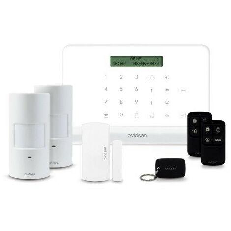 Avidsen HomeSecure - Alarme Avidsen Home -