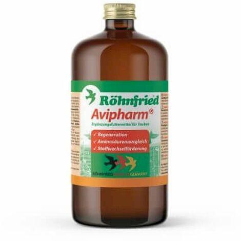 Avipharm 1000 ml (Electrolitos + Glucosa Vitaminada) de Rohnfried