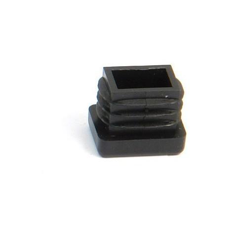 AVL - Embout pied de meuble - Rectangle - Entrant - Plastique