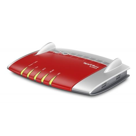 AVM FRITZ!Box 6490 WL-Router Kabelmodem 4-Port-Switch Dual-Band 20002778