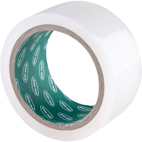 Avon All-weather Clear Builders Tape - 50MM X 20M