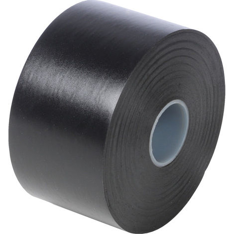 Avon Isolierband schwarz 100 mm x 33 m PVC Elektro-Isolierband Klebeband schwer entflammbar