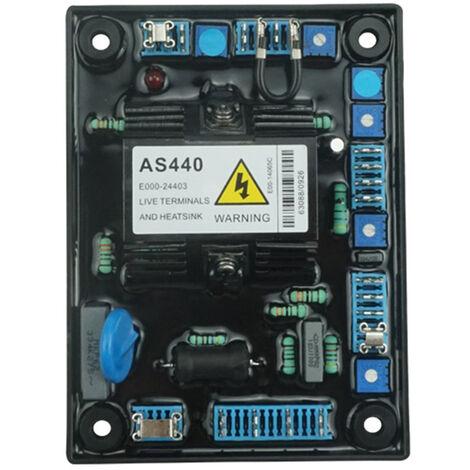 AVR AS440 regulateur de tension automatique generateur regulateur groupe electrogene accessoires carte regulateur de tension regulateur ESC