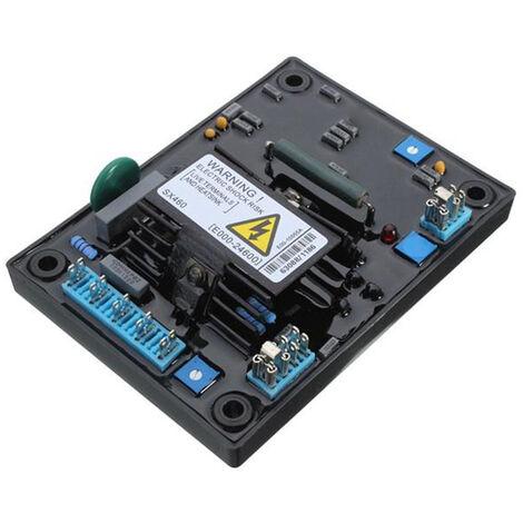 AVR SX460 Reemplazo del regulador de voltaje automatico estable de alto rendimiento, para generador