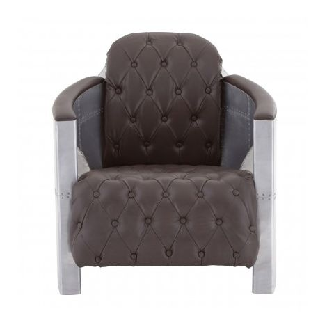 Avro Split Back Armchair