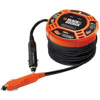 Avviatore Emergenza Batteria Auto Portatile Cavi 12V Accendisigari Black Decker
