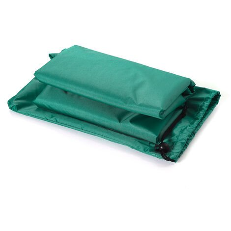 Awning Cover Canopy Sun Shade Shelter Waterproof darkgreen 2.5m by 3m
