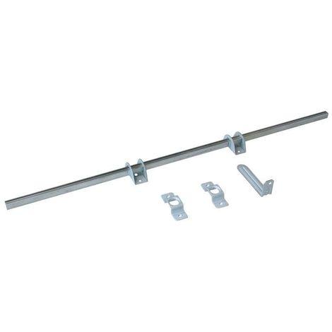 Axe de pivotement - Longueur : 650 mm - Décor : Noir - ITAR