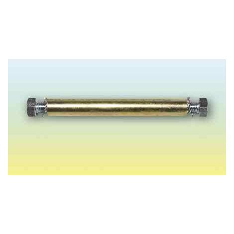 Axe petit modèle avec boulon 14 x 30 pour remorque NAUTILUS