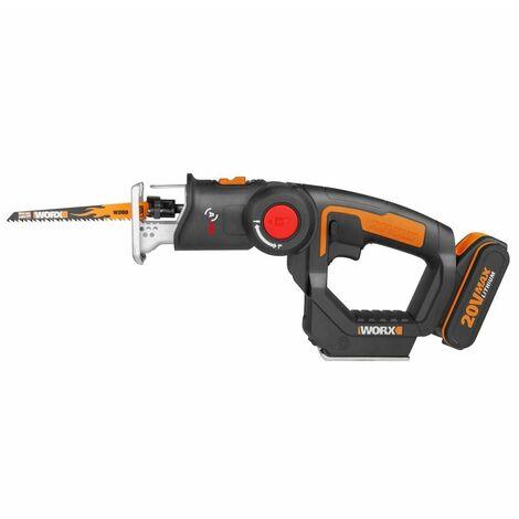 """main image of """"Axe WX550 - Scie à métaux Worx"""""""
