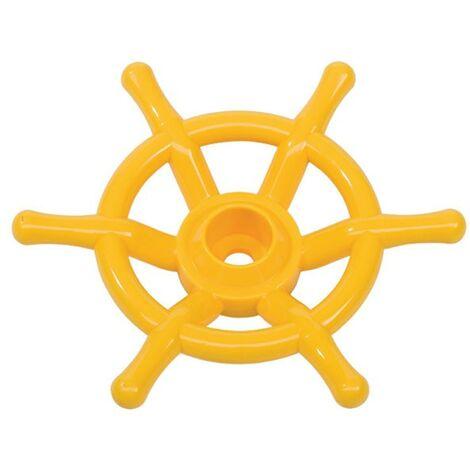 AXI Volant 'bateau' - jaune | Accessoire Maison Enfant / Aire de Jeux