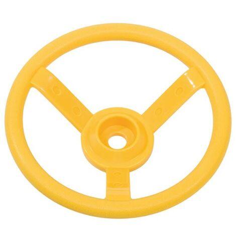 AXI Volant jaune | Accessoire Maison Enfant / Aire de Jeux