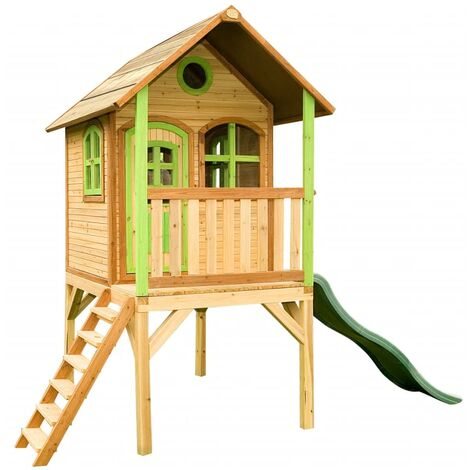 AXI Wooden Children Playhouse Laura
