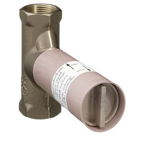 Axor Basic set 52 l/min for shut-off valve for concealed installation spindle DN15 (16973180)