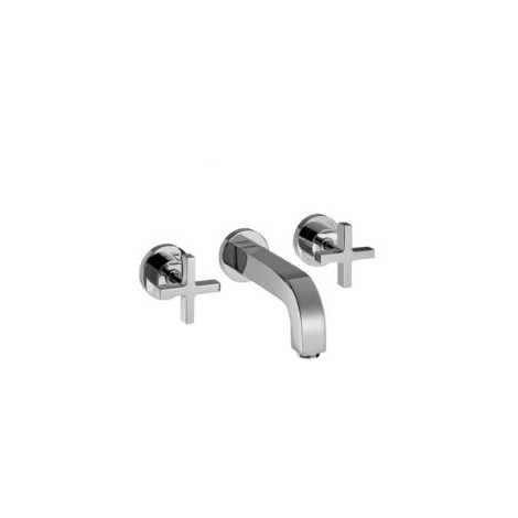 AXOR CITTERIO 3-hole basin mixer for concealed installation (39313000)