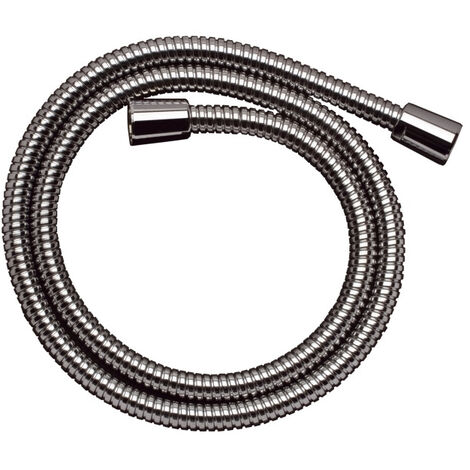 "Axor Metal Showerhose, 63"" brushed nickel"
