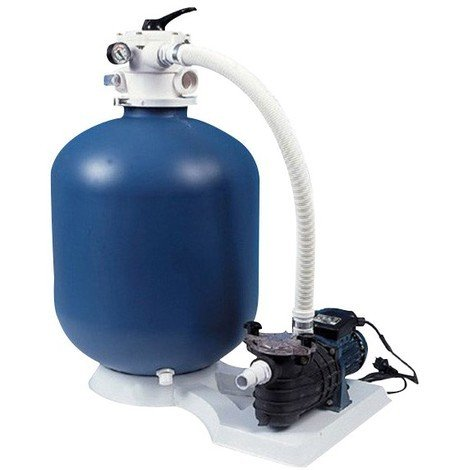Axos 10 m3/h de Aqualux - Groupe filtration piscine