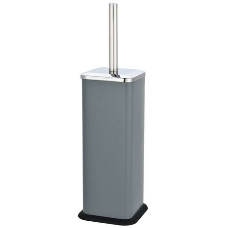 Axus Toilet Brush Holder - Slate